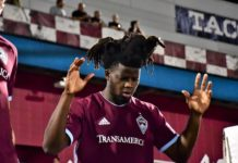 colorado rapids center backs lalas abubakar