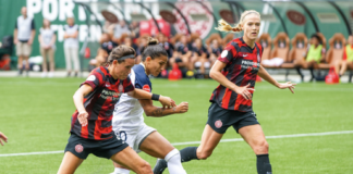 NWSL Thorns record