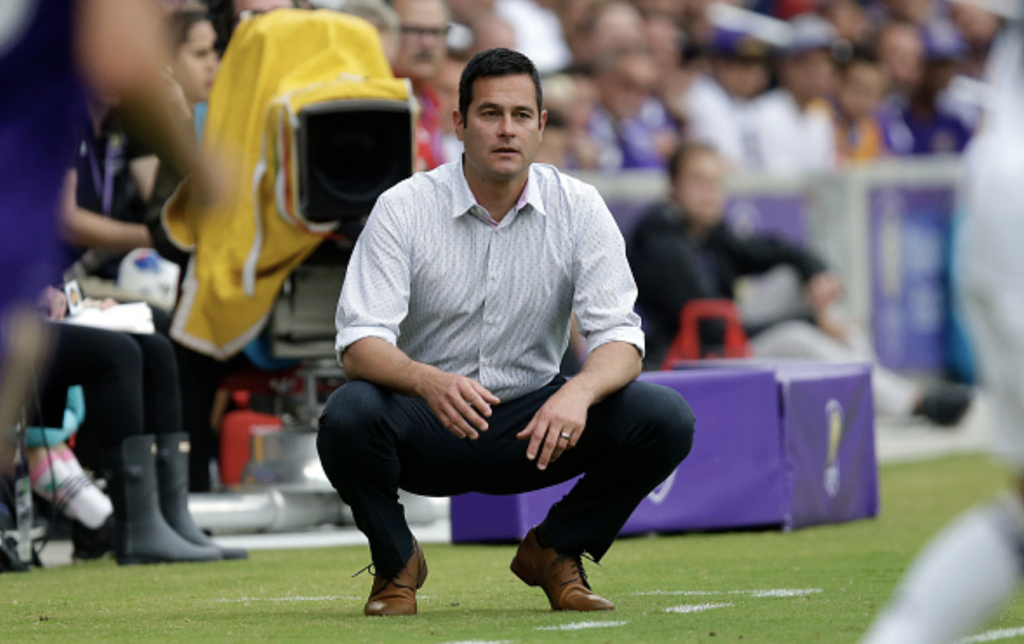 Mike Petke fired