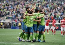Sounders Red Bulls