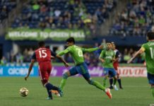 Sounders and FC Dallas