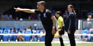 Matias Almeyda Sideline MLS Coach of the Year