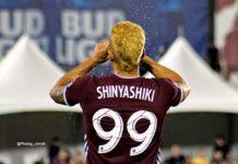Andre Shinyashiki brace