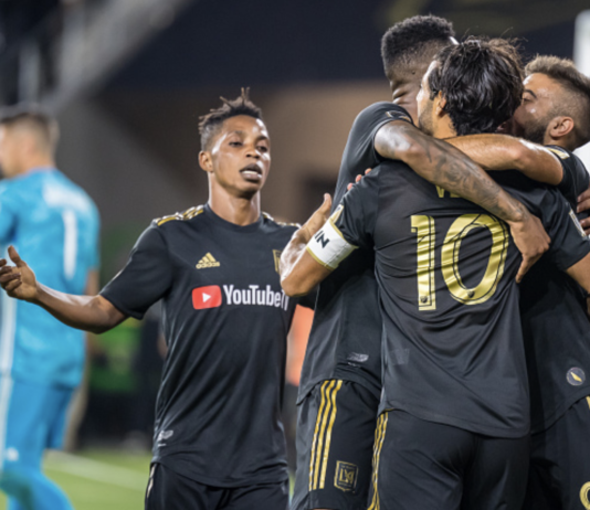 Short-Handed LAFC visit Orlando