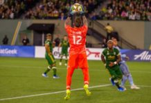 Steve Clark MLS Goalkeeper of the Year