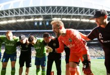 Seattle Sounders Frei