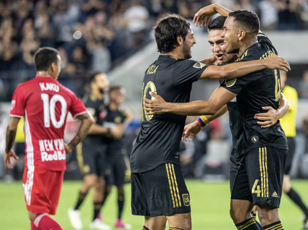 LAFC Galaxy