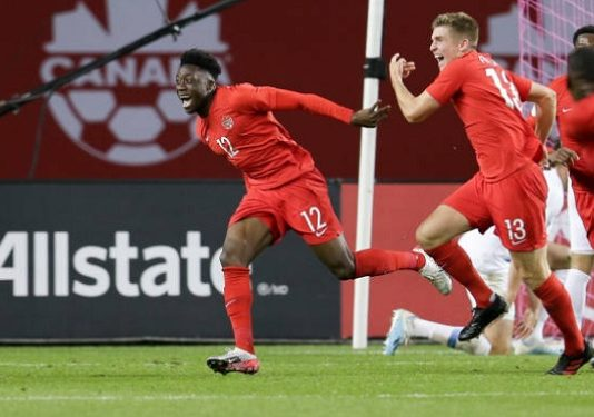 CANMNT win