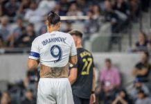 LA Galaxy lost El Trafico