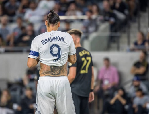 LA Galaxy lost El Trafico