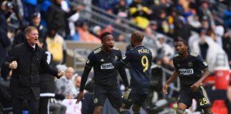 Philadelphia Union MLS Cup Playoffs