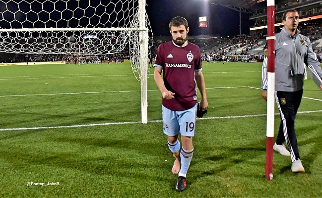 2019 Colorado Rapids Jack Price