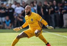 Tim Howard tribute