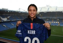 Sam Kerr Chelsea