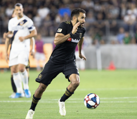 LAFC Roster Moves