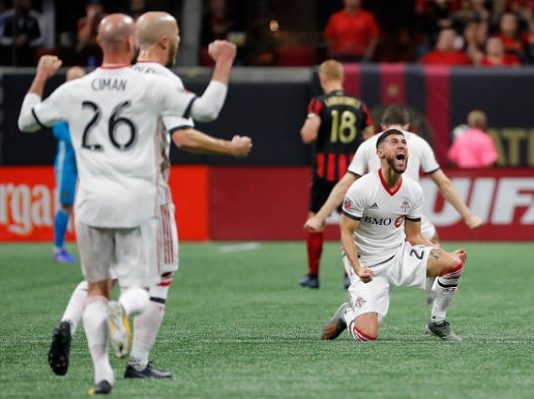 MLS Cup Conference Finals