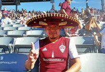 colorado rapids schedule