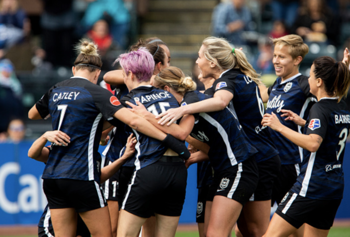 OL Groupe Reign FC NWSL
