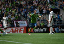Harry Shipp Sounders