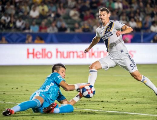 LA Galaxy defense