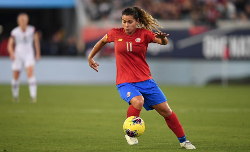 Raquel Rodríguez NWSL