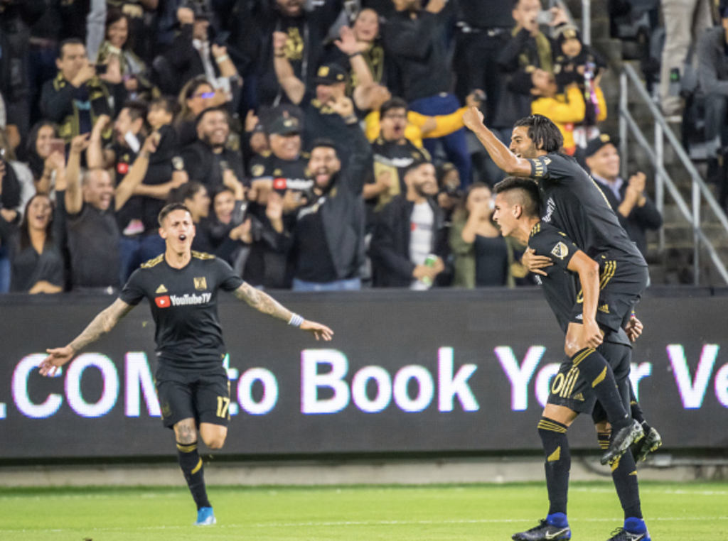 LAFC Preview Los Angeles FC