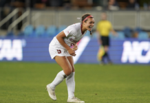 NWSL Draft Sophia Smith