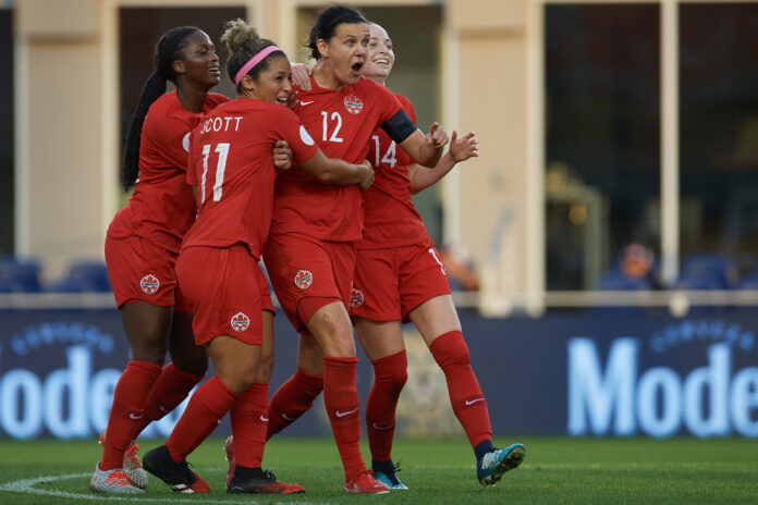 Canada Women Olympic Qualifying