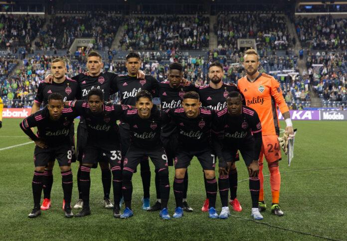 Seattle Sounders CCL