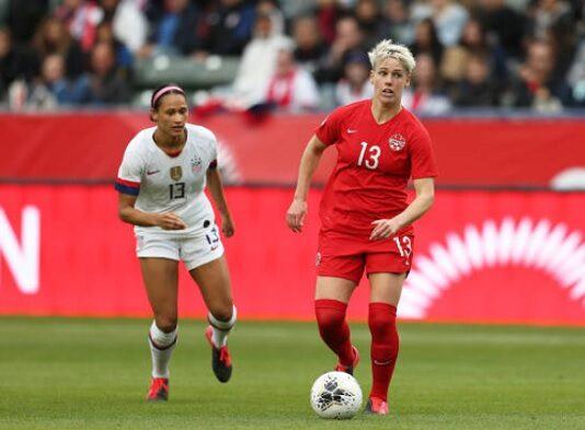 Canada USA CONCACAF Olympic Qualifying Final