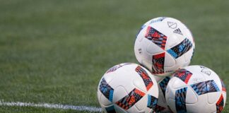 Colorado Rush Soccer Balls