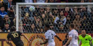 LAFC season opener Carlos Vela