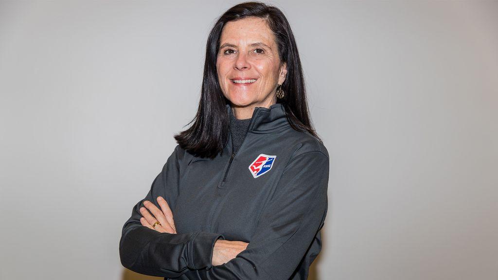 Lisa Baird NWSL commissioner