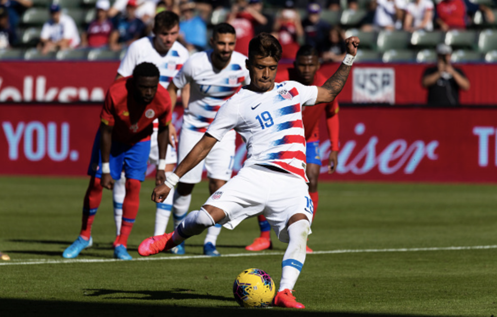 USMNT Youth Friendly