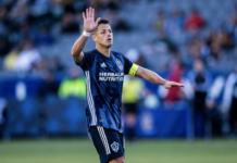 Top five Galaxy players
