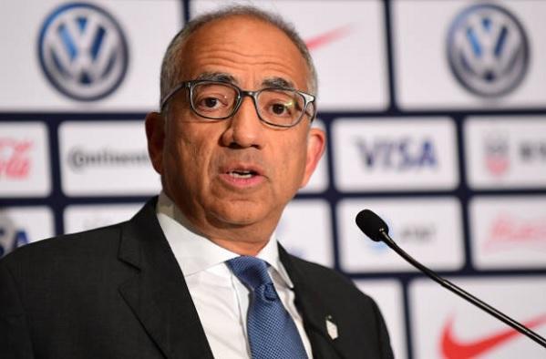 Carlos Cordeiro U.S. soccer meltdown
