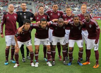 Colorado Rapids Best XI