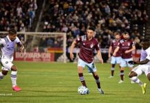 Colorado Rapids COVID-19