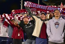Colorado Rapids Corona Virus