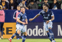 Vancouver Whitecaps Tosaint Ricketts