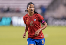 Shirley Cruz NWSL