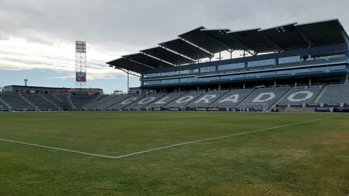 Colorado Rapids leave DSG Park
