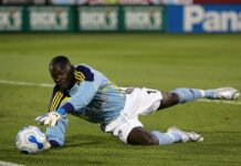 Bouna Coundoul Colorado Rapids