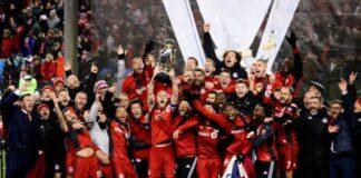 Toronto FC Decade Team