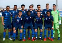 USMNT U-23 Men's Olympic Football
