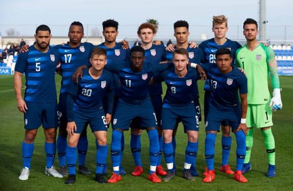 USMNT U-23 Men's Olympic Football