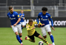Weston McKennie Bundesliga Americans