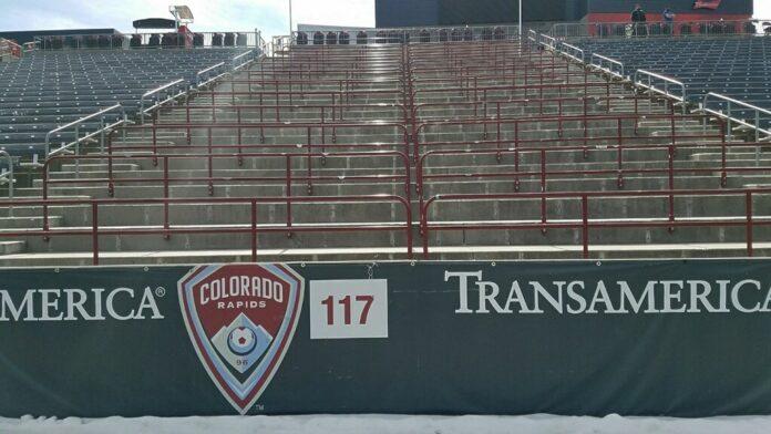 Colorado Rapids COVID-19 Tests