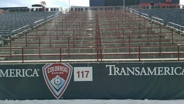 Colorado Rapids Fans COVID-19 Tests