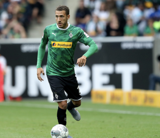 Fabian Johnson MLS